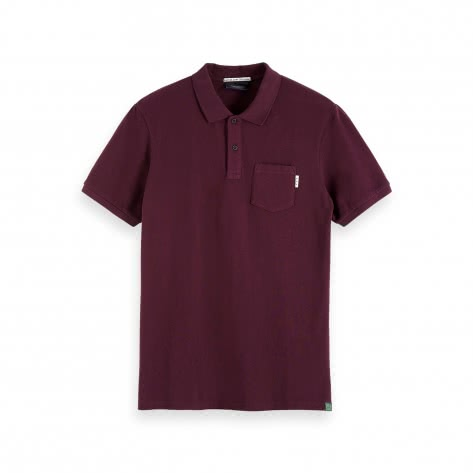 Scotch & Soda Herren Polo Garment Dyed Polo 153628
