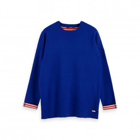 Scotch & Soda Herren Pullover Reversible Knitted Pull 153642