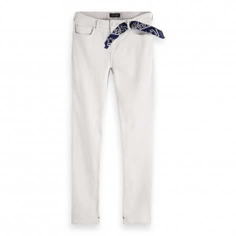 Maison Scotch Damen Jeans The Keeper Pastel Coat 153733