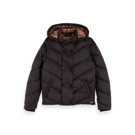 Maison Scotch Damen Jacke Short Quilted Jacket 154281