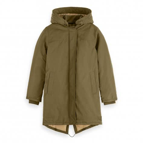 Maison Scotch Damen Parka 154339