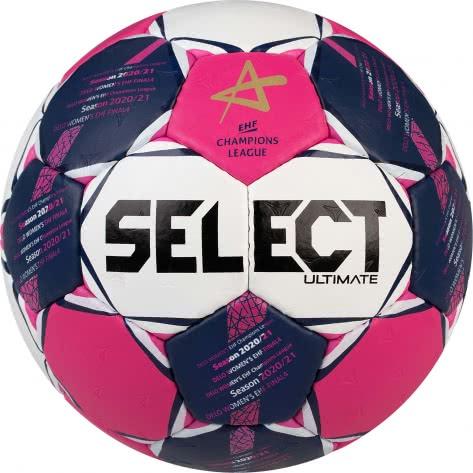 Select Handball Ultimate CL Women 1611854029 Pink-Weiss-Blau   2