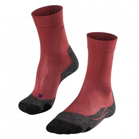Falke Damen Trecking Socken TK2 Cool W 16139-8215 35-36 mixed berry | 35-36
