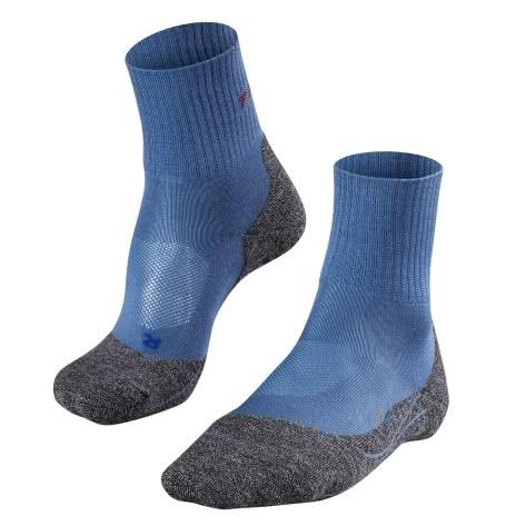 Falke Herren Trekking Socken TK2 Sh Co 16154 iron blue Größe: 39-41,42-43,44-45,46-48