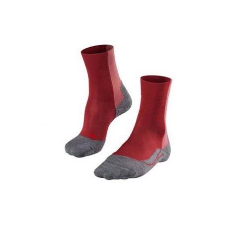 Falke Damen Trekking Socken TK2 Thread 16188-8830 35-36 ruby | 35-36