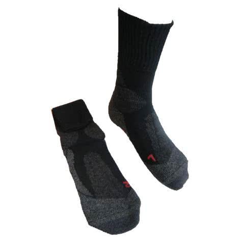 Falke Damen Trekking-Socken TK1 16443:3010 35-36 Schwarz | 35-36