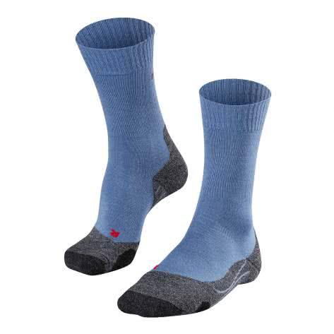 Falke Trekking Socken TK2 16474 iron blue Größe: 39-41,42-43,44-45,46-48