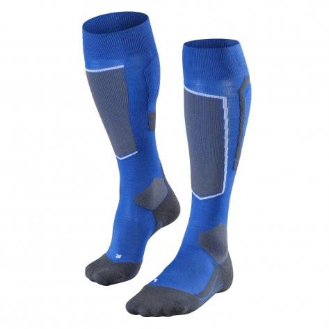 Falke Herren Ski Socken SK4 Wool 16554-6940 42-43 olympic | 42-43