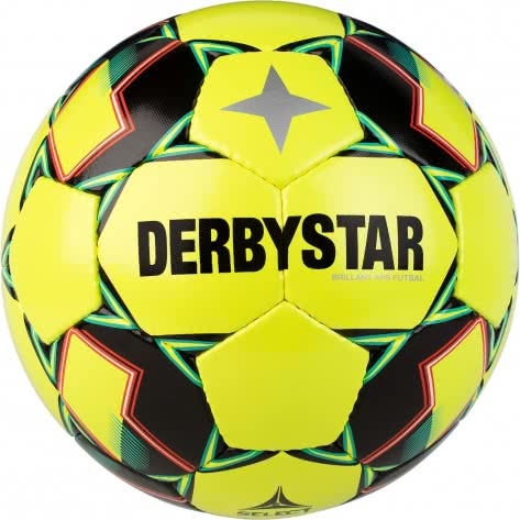 Derbystar Fussball Hyper TT Futsal 1728400547 Gelb-Gruen-Orange | 4