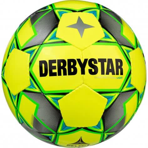 Derbystar Fussball Basic Pro Light Futsal 1742400548 Gelb-Grau-Gruen | 4