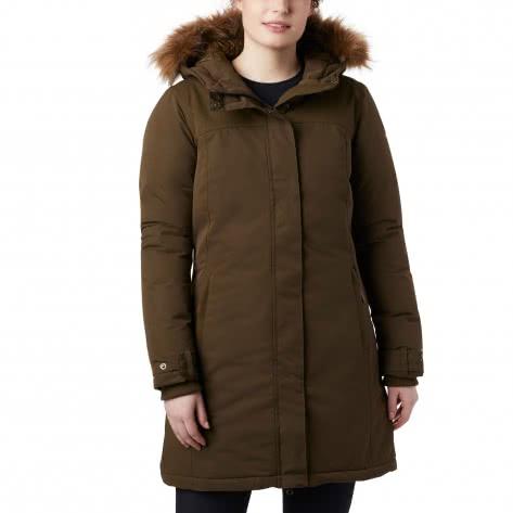 Columbia Damen Mantel Lindores Jacket 1810401-319 XL Olive Green | XL