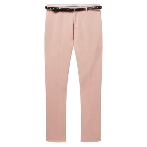Maison Scotch Damen Hose Signature Tailored Pants 143541-71 L Blush | L