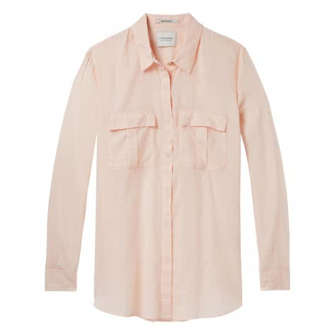 Maison Scotch Damen Langarmhemd Button Up Shirt 144720-2096 XS Light Blush | XS