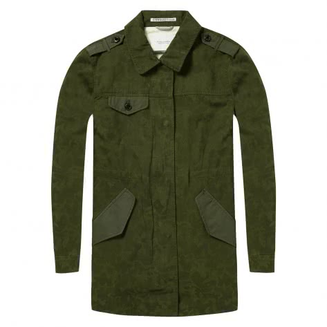 Maison Scotch Damen Jacke Military Jacket 144492