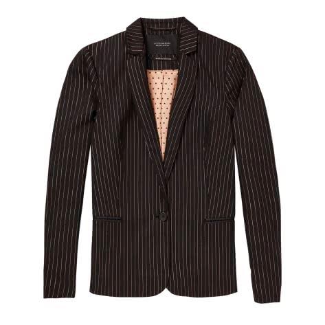 Maison Scotch Damen Blazer Classic Tailored Blazer 146290