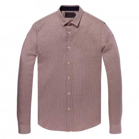 Scotch & Soda Herren Langarmhemd Classic Shirt 145370-0219 M Combo C | M