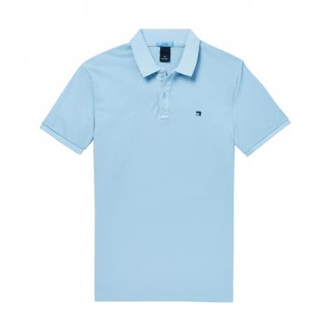 Scotch & Soda Herren Poloshirt Classic Garment-Dyed Polo 145549
