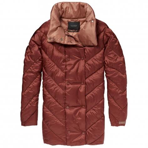 Maison Scotch Damen Jacke Quilted Longer Length Jacket 146222