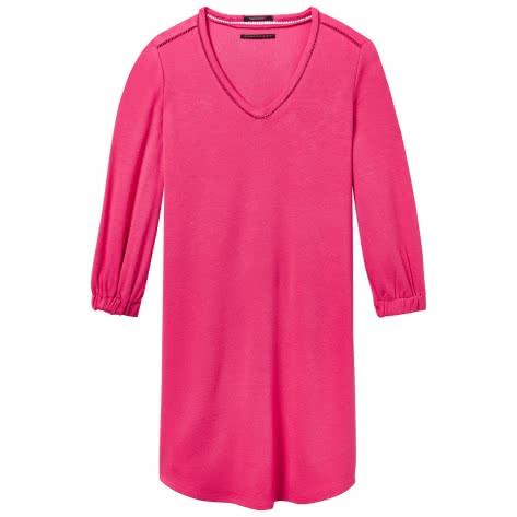 Maison Scotch Damen Kleid V-Neck Dress 146609-6B M Electric Pink | M
