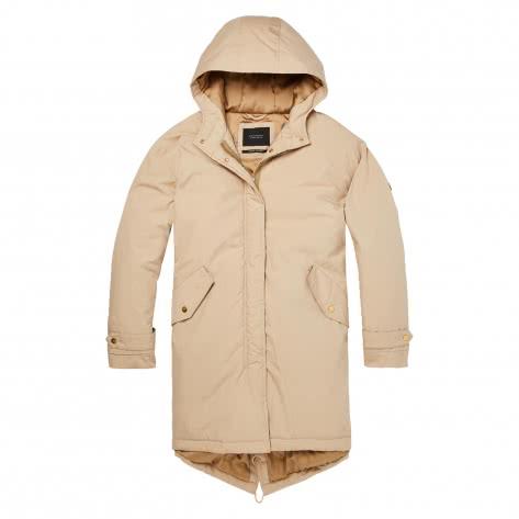 Maison Scotch Damen Parka Oversized technical parka jacket 148450