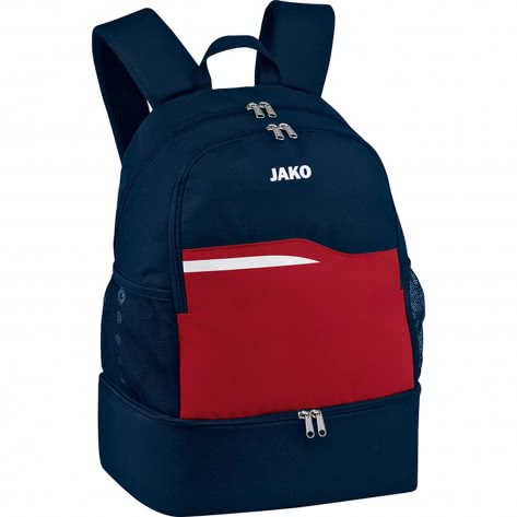 Jako Rucksack Competition 2.0 1818-09 Marine/Dunkelrot | One size