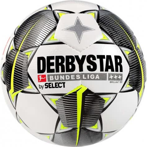 Derbystar Fussball Bundesliga Brillant TT HS 2019/20 1853500019 Weiss-schwarz-petrol | 5