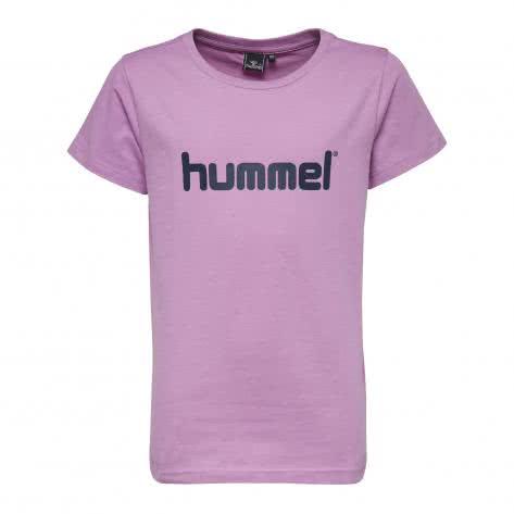 Hummel Mädchen T-Shirt Veni SS Tee AW17 19411 Smoky Grape Größe 152