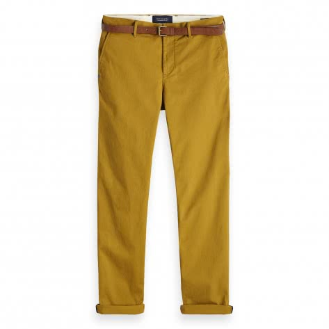 Scotch & Soda Herren Hose Ams Blauw Suart Chino 148253-1341 31/34 Tobacco | 31/34