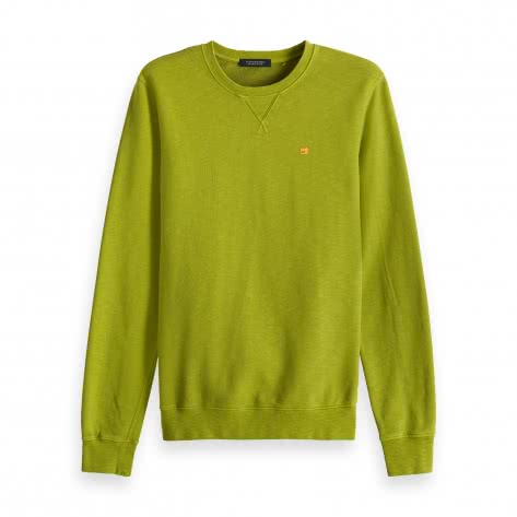Scotch & Soda Herren Pullover Classic Garment-Dyed Sweat 148970