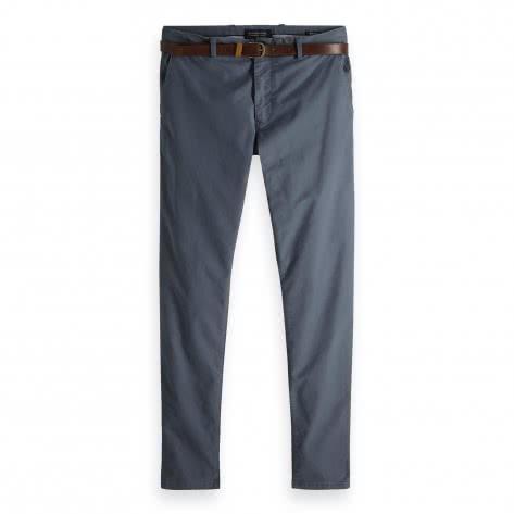 Scotch & Soda Herren Hose Warren - Classic Garment Dyed Chino 148771