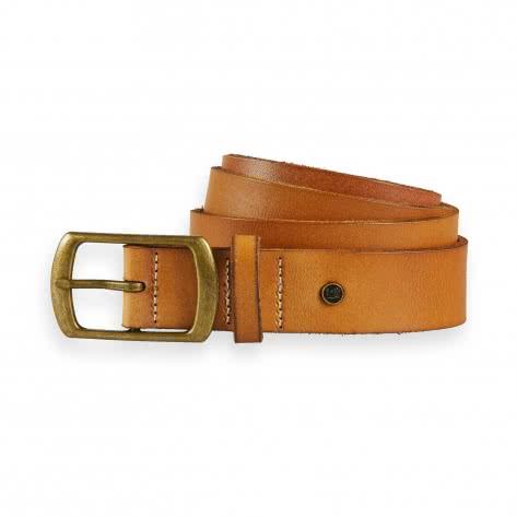 Scotch & Soda Herren Gürtel Classic Wide Leather Belt 149187-0083 XL Noix | XL