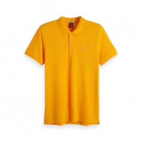 Scotch & Soda Herren Poloshirt Classic Pique Polo 149073