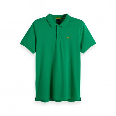 Scotch & Soda Herren Poloshirt Classic Pique Polo 149073