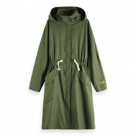 Maison Scotch Damen Mantel Longer Length Festival Jacket 149991