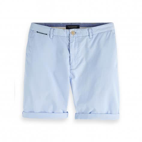 Scotch & Soda Herren Short Classic Chino Short 148907-0765 29 Blue | 29