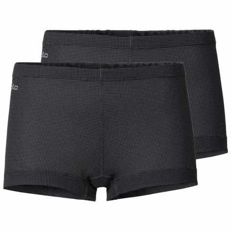 Odlo Damen Unterwäsche Panty CUBIC 2 Pack 192231