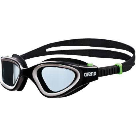 Arena Schwimmbrille Envision 1E680-56 BLACK,SMOKE,GREEN | One size