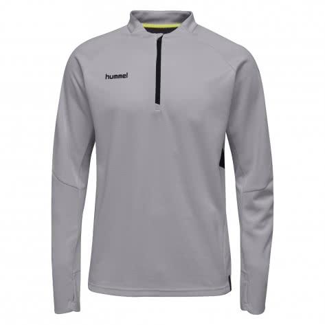 Hummel Herren Tech Move Half Zip Sweatshirt 200011