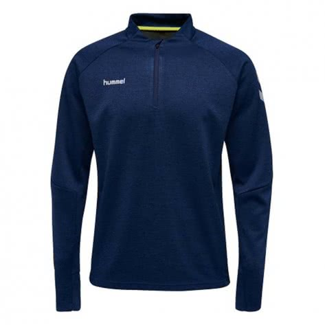 Hummel Herren Tech Move Half Zip Sweatshirt 200011