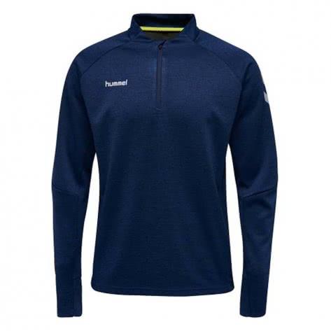 Hummel Kinder Pullover Tech Move Half Zip Sweatshirt 200012