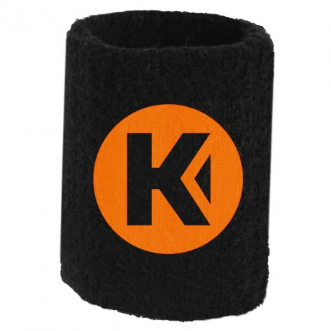 Kempa Schweißband Laganda (1 Paar) 200511701 schwarz | One size