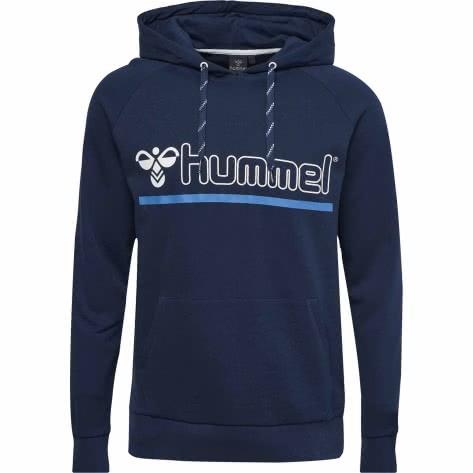 Hummel Herren Kapuzenpullover Comfort Hoodie 201660-7459 M Dress Blue | M