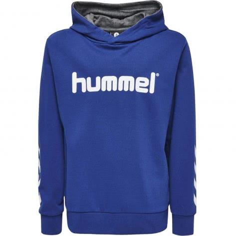 Hummel Kinder Kapuzenpullover Kess Hoodie 201799-8558 128 Sodalite Blue | 128