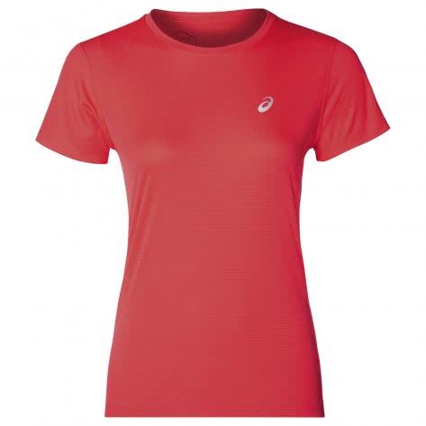 Asics Damen Laufshirt Silver SS Top 2012A029