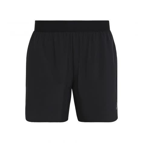 Asics Damen Shorts 2-N-1 5.5IN 2012A287-001 XS PERFORMANCE BLACK   XS