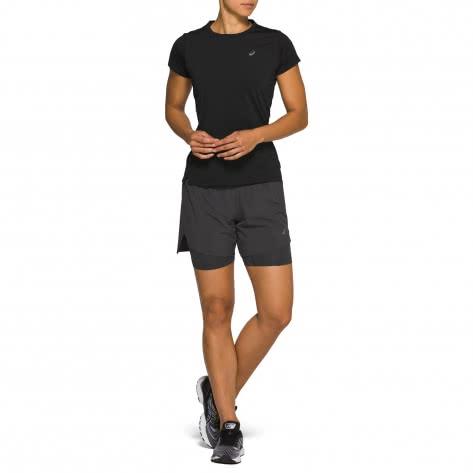 Asics Damen Short ROAD 2-N-1 5.5IN SHORT 2012A771
