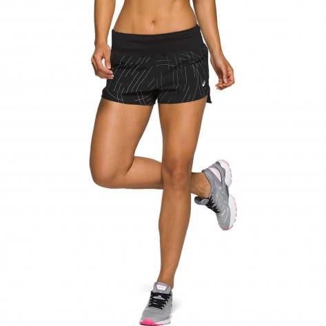 Asics Damen Short Night Track 2011A814-001 2012A828