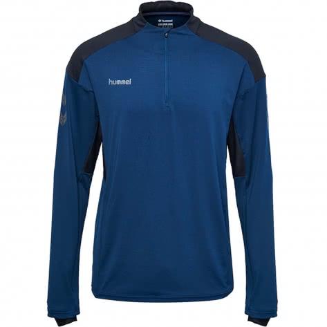 Hummel Herren Pullover Precision Pro Half Zip Sweatshirt 201627