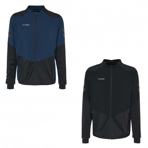 Hummel Herren Trainingsjacke Precision Pro Training Zip Jacket 201628