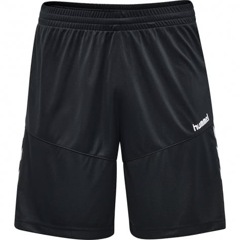 Hummel Herren Short Court Trophy Poly Shorts 202150